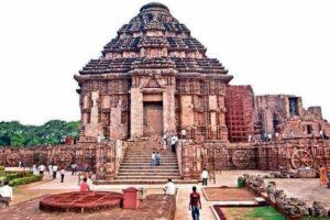 Konark_Sun_temple is a beautiful indian monument