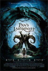 Pan's labyrinth hollywood horror