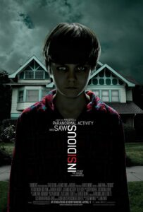 Insidious best horror movies of all time