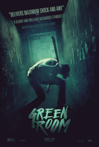 Green Room top 10 horror movies of all time