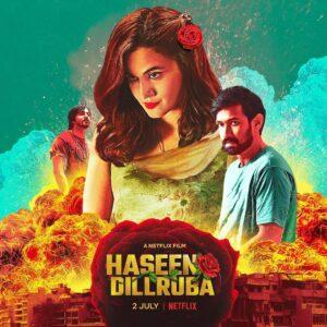 haseen dillruba movie in netflix