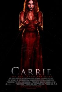 carrie scary movie