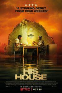 his house horror movie