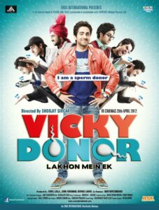 vicky donor bollywood comic