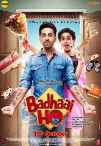 baadhai ho bollywood comedy