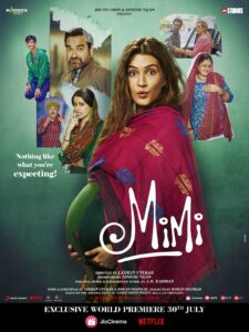 mimi new bollywood movie 2021