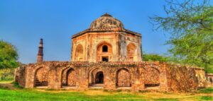 Mehrauli Archaeological Park south Delhi attractions