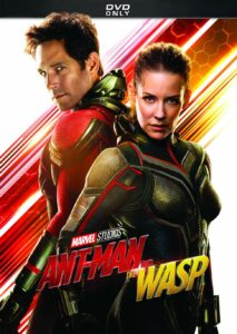 ant man and the wasp is a new movie in the MCU