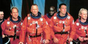 armageddon is a cult classic Hollywood movie