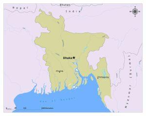 Bangladesh has friendly ties with India