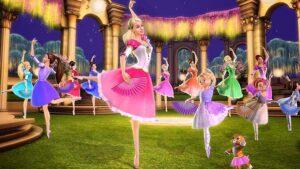 barbie and 12 dancing princesses