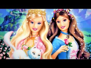 barbie and the pauper