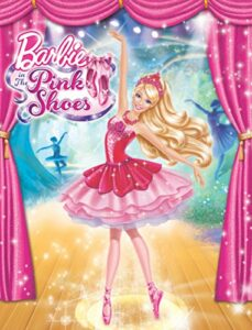 barbie and the pink shoe