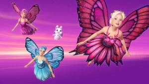 barbie mariposa and her fairy friends
