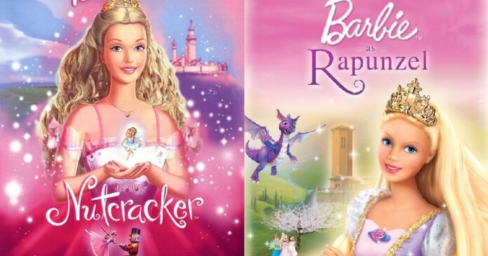 barbie movies dubbed in hindi