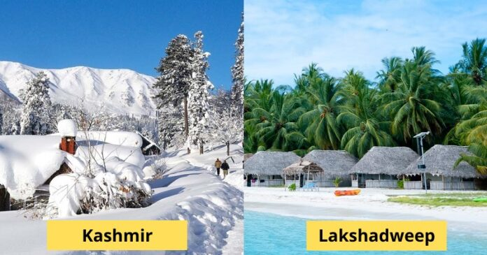 best honeymoon places in india to visit