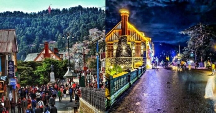 best places to visit in shimla