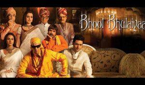 bhool bhulaiyaa is a cult-classic Bollywood horror movie