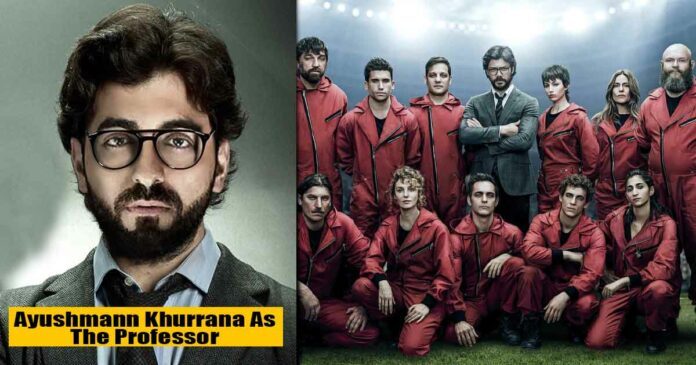 bollywood cast of money heist in india