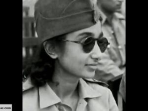 captain-lakshmi-sehgal freedom fighters women