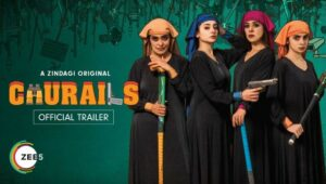 Churails is a brilliant Indian web series which chalenges gender norms