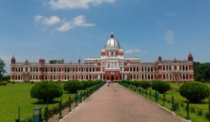 Cooch Behar Palace is a famous indian monument