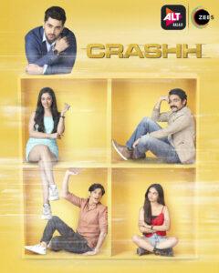 Crashh on Zee5 is a brilliant drama web series