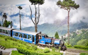Darjeeling is a quite hill station