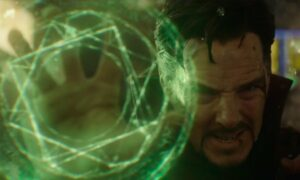 Doctor Strange is a stand alone movie in the MCU