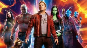 guardians of the galaxy is a different world of the Gaudians