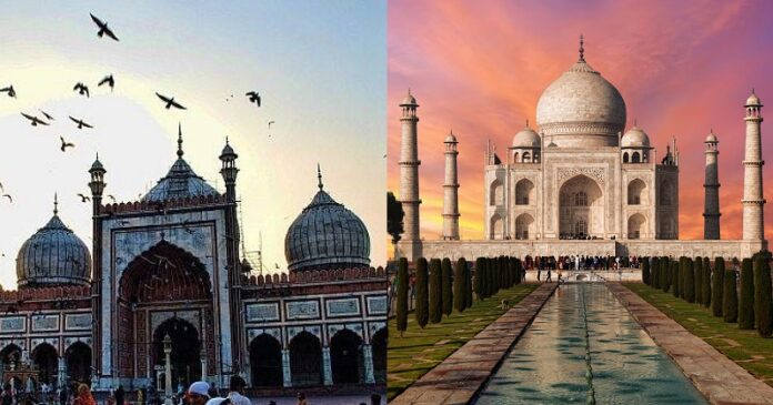 historical monuments on western india
