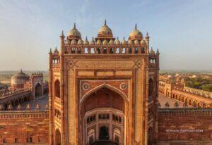 monuments of india, fatehpur sikri
