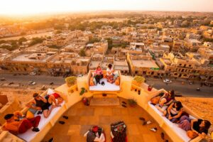 Jaisalmer is a royal honeymoon place