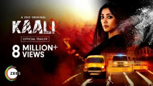 Kaali takes you on thrilling ride of a mother's determination in this desi web series