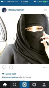 khole in loose hijab styles