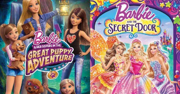 list of barbie movies