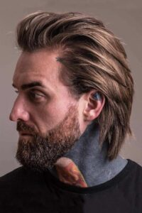 hairstyles guide for men with long hair