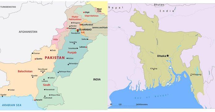 neighboring countries of india