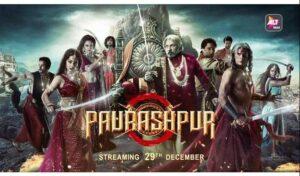 Paurushpur is a class apart Indian desi show