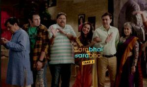 sarabhai indian web series