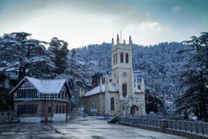 shimla christ church