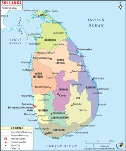 Sri Lanka is a maritime neighbor of India