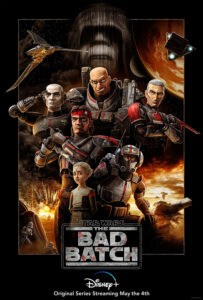 Star Wars: Bad Batch can be enjoyed in Hindi on Hotstar