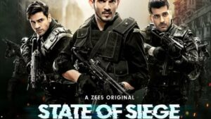 state of siege is an Indian series based on the Mumbai terror attacks