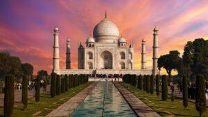 taj mahal one of the monuments of india
