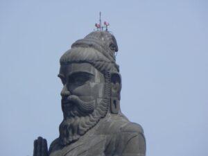 thiruvalluvar famous monuments of india