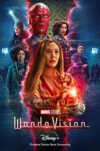 WandaVision is now avaliable to watch on Netflix
