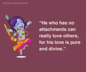 Krishna quotes about life
