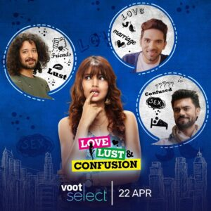 Indian desi web series Love Lust & Confusion is highly recommended