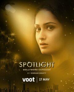 spotlight web series hindi in voot
